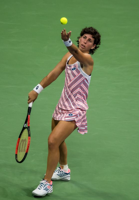 Carla Suarez Navarro – 2018 US Open Tennis Tournament 09/03/2018