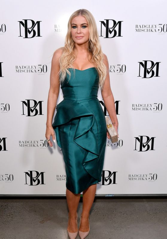 Carmen Electra - Badgley Mischka Show at NYFW 09/08/2018