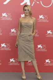 Carolina Crescentini - 2018 Venice International Film Festival Jury Photocall
