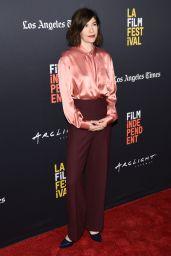 "Carrie Brownstein - ""The Oath"" Premier at LA Film Festival"