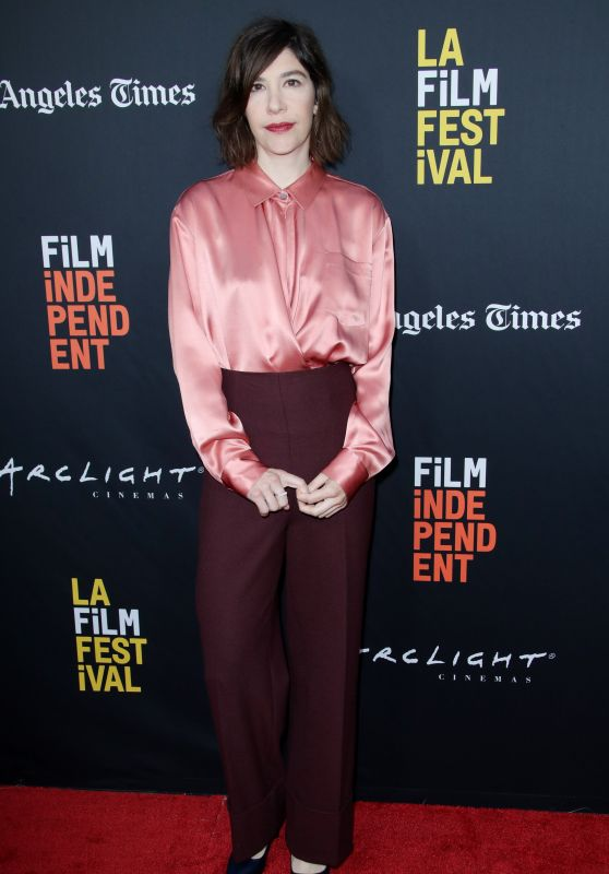 "Carrie Brownstein - ""The Oath"" Premier at LA Film Festival"