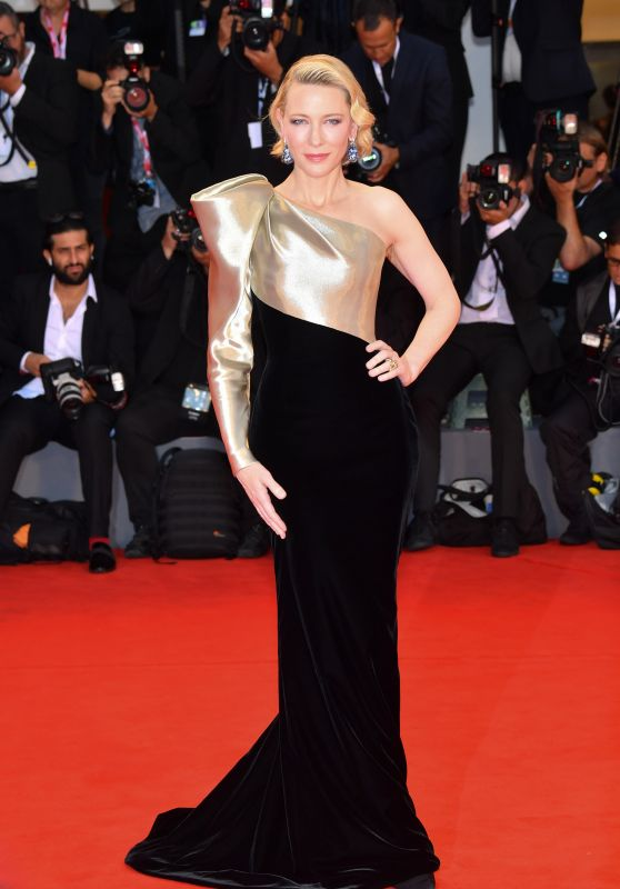 """Cate Blanchett - """"Suspiria"""" Premiere at Venice Film Festival"""