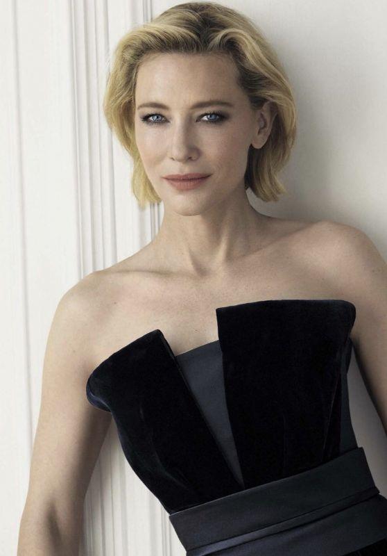 Cate Blanchett – Vanity Fair Italy 09/27/2018 Photos