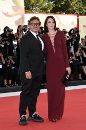 """Caterina Shulha – 2018 Venice Film Festival Opening Ceremony and """"First Man"""" Red Carpet"""