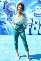 "Chandler Kinney – ""Smallfoot"" Premiere in Los Angeles"