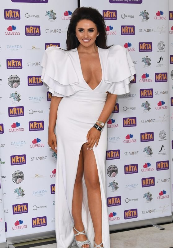 Charlotte Dawson - 2018 National Reality TV Awards in London