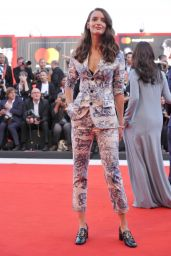 """Charlotte Le Bon – 2018 Venice Film Festival Opening Ceremony and """"First Man"""" Red Carpet"""