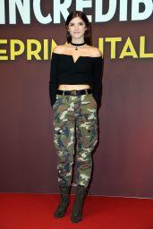 "Chiara Grispo - ""The Incredibles 2"" Photocall in Milan"