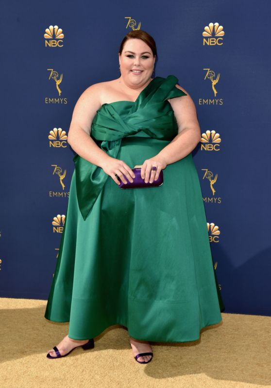 Chrissy Metz – 2018 Emmy Awards