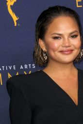 Chrissy Teigen – 2018 Creative Arts Emmy Awards in LA