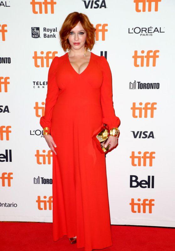 "Christina Hendricks - ""American Woman"" Premiere at 2018 TIFF"