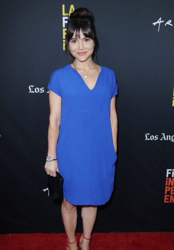 "Christina Wren - ""The Oath"" Premier at LA Film Festival"