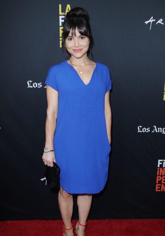 "Christina Wren - ""The Oath"" Premier at LA Film Festival"