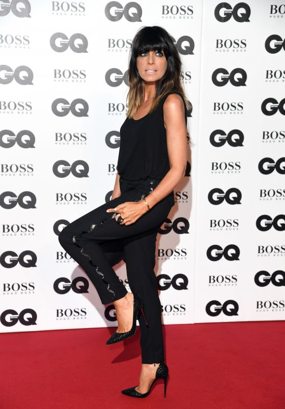 Claudia Winkleman – GQ Men of the Year Awards 2018 in London