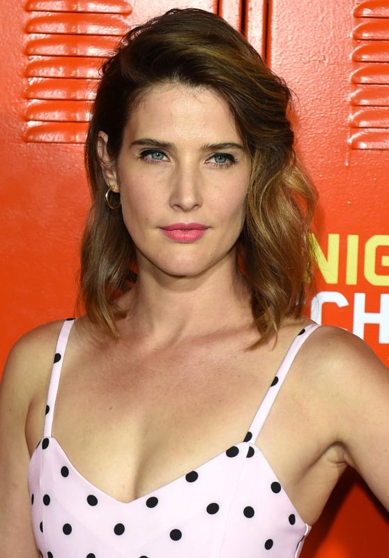 "Cobie Smulders – ""Night School"" Premiere in LA"