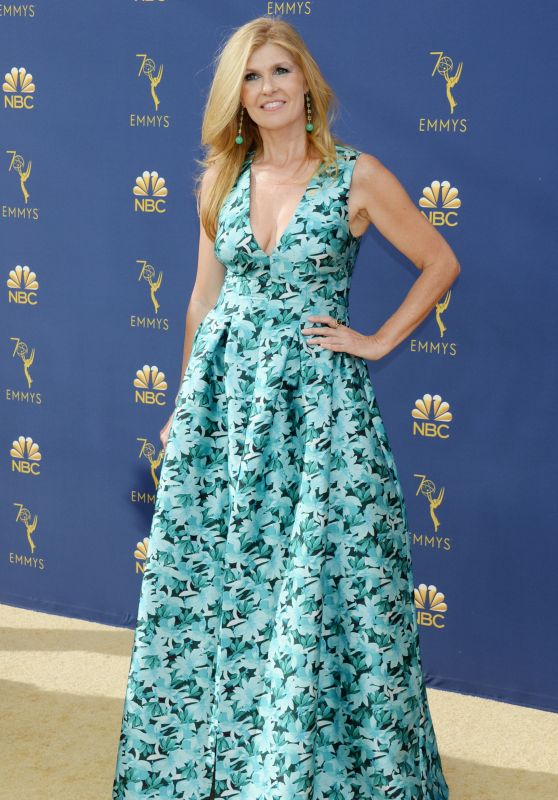 Connie Britton – 2018 Emmy Awards
