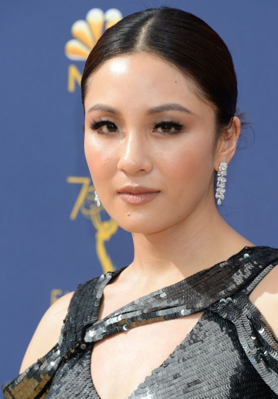 Constance Wu – 2018 Emmy Awards