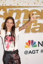 Courtney Hadwin - America