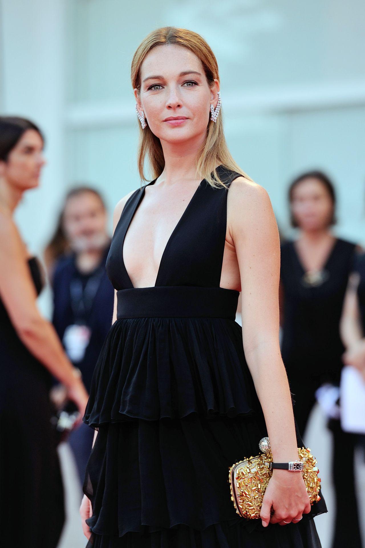 Cristiana Capotondi Roma Premiere At Venice Film Festival