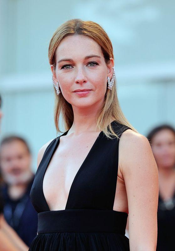 """Cristiana Capotondi – """"Roma"""" Premiere at Venice Film Festival"""