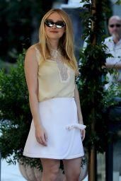 Dakota Fanning – Arriving at the 75th Venice Film Festival 09/03/2018