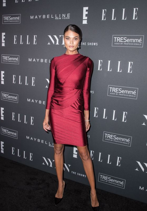 Daniela Braga – E!, ELLE & IMG Kick-Off Perty in NYC 09/05/2018