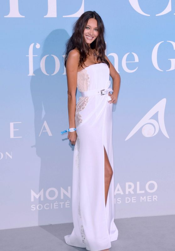 Daniela Cosío – Monte-Carlo Gala for the Global Ocean 2018