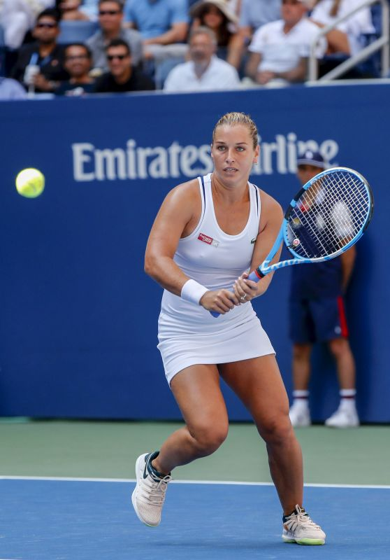 Dominika Cibulkova – 2018 US Open Tennis Tournament 09/01/2018
