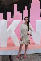 Elena Rivera – DKNY Stories Fragrance Event in Madrid