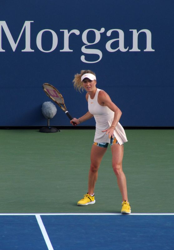Elina Svitolina – 2018 US Open Tennis Tournament 09/03/2018