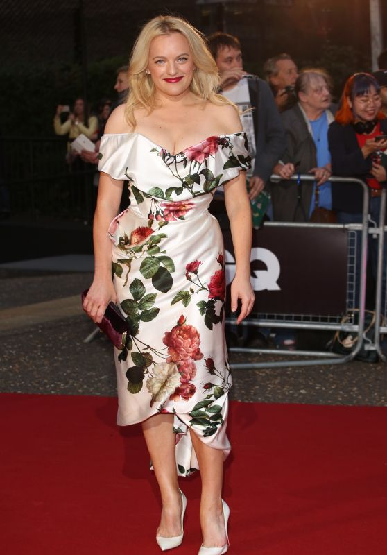 Elisabeth Moss – GQ Men of the Year Awards 2018 in London