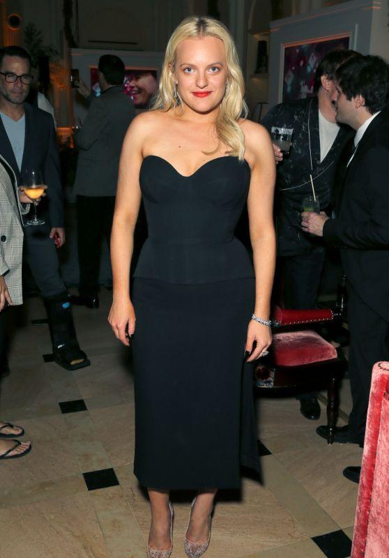 Elisabeth Moss – Hulu's 2018 Emmy Party