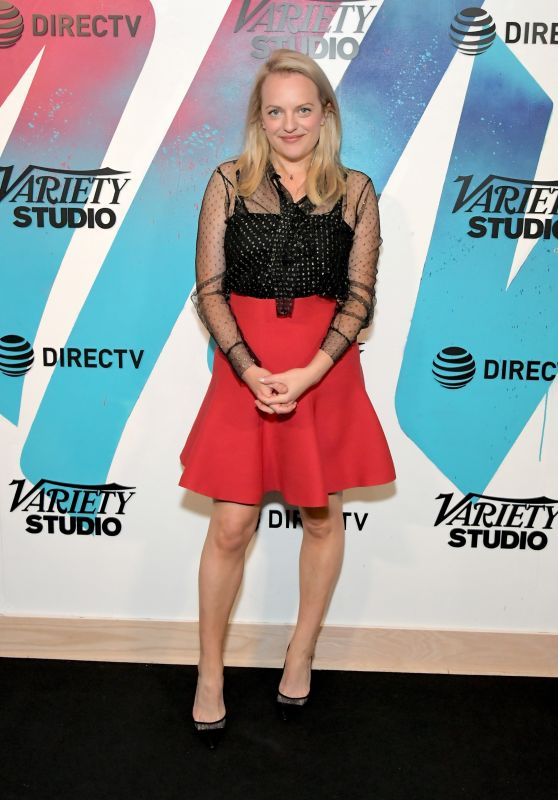 Elisabeth Moss - IRECTV House Presented by AT&T, 2018 TIFF