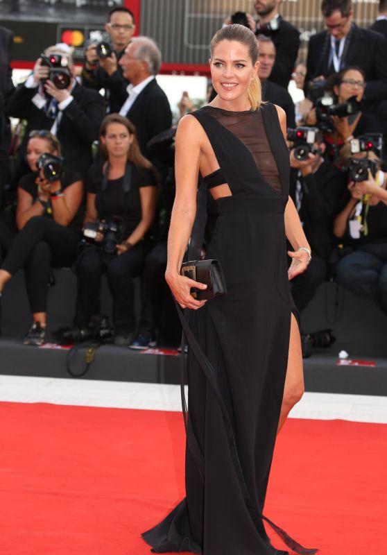 """Elisabetta Pellini – """"Roma"""" Premiere at Venice Film Festival"""