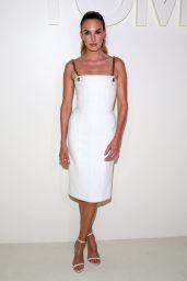 Elizabeth Chambers – Tom Ford Fashion Show in NYC 09/05/2018