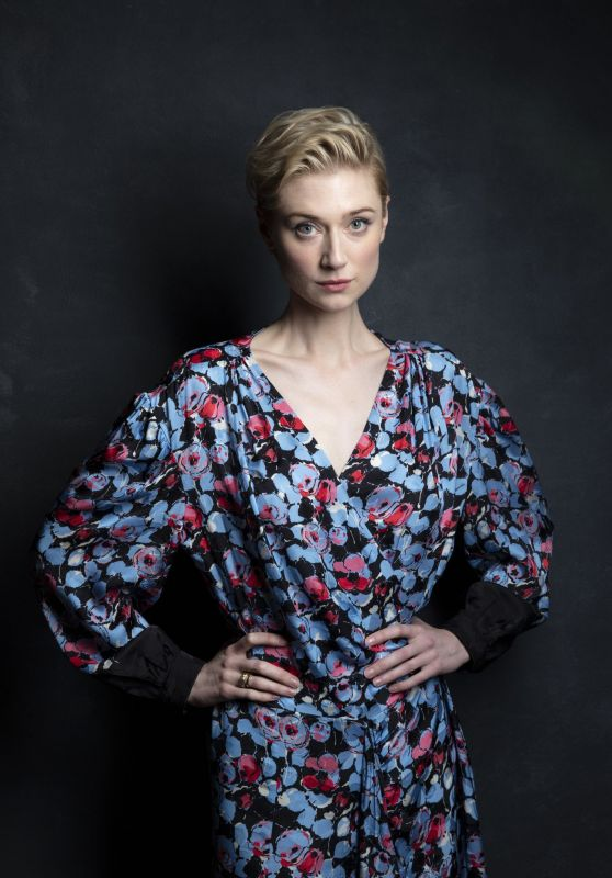 Elizabeth Debicki - Los Angeles Times Photo Studio Portraits at TIFF 2018