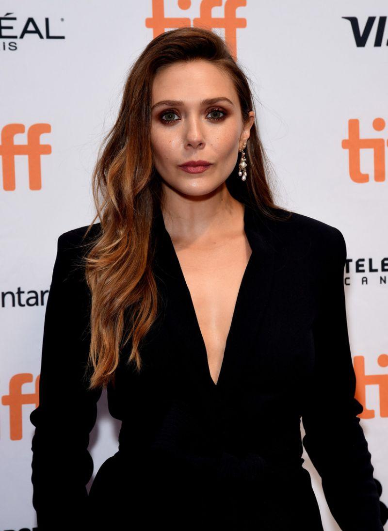 "Elizabeth Olsen - ""Sorry For Your Loss"" Premiere at 2018 TIFF"