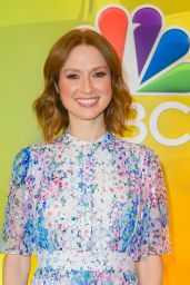 Ellie Kemper – E!, ELLE & IMG Kick-Off Perty in NYC 09/05/2018