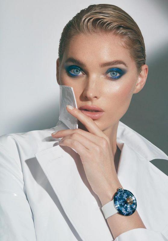 Elsa Hosk - Jacob & Co. Jewelry Campaign, September 2018