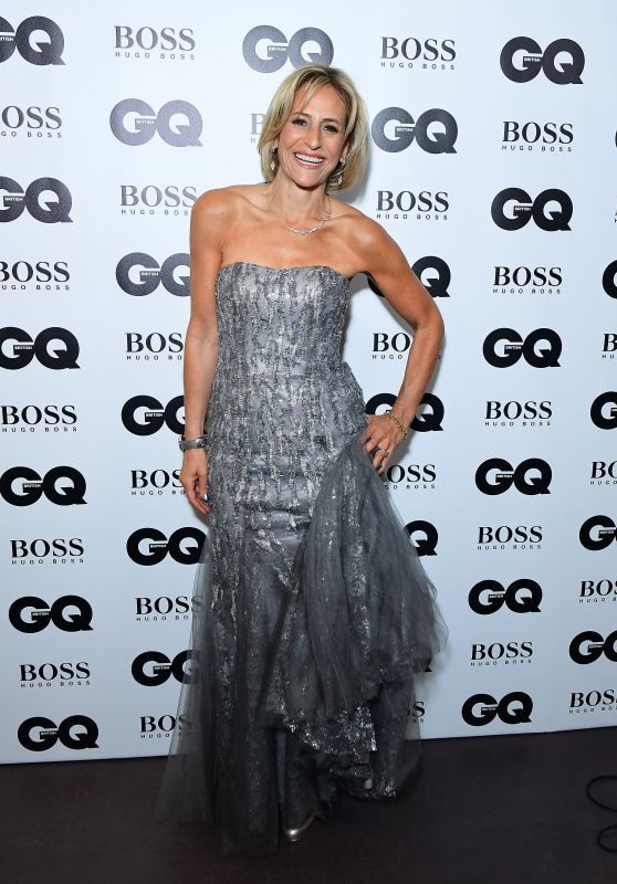 Emily Maitlis – GQ Men of the Year Awards 2018 in London