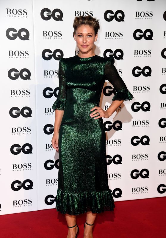 Emma Willis – GQ Men of the Year Awards 2018 in London
