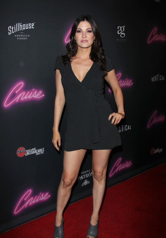 """Eva Hamilton – """"Cruise"""" Premiere in LA"""