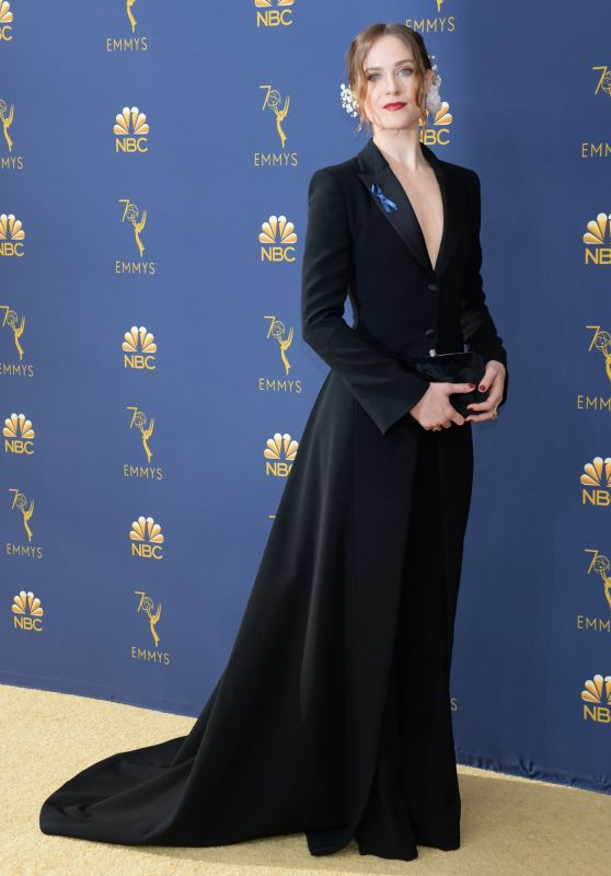 Evan Rachel Wood – 2018 Emmy Awards