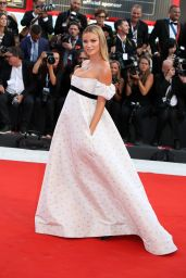 """Fiammetta Cicogna – 2018 Venice Film Festival Opening Ceremony and """"First Man"""" Red Carpet"""
