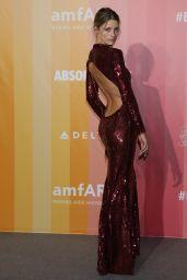 Flavia Lucini – AmfAR Gala in Milan 09/22/2018