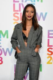 Flora Coquerel - Etam Show at Paris Fashion Week 09/25/2018