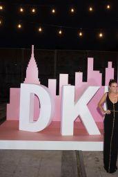 Flora Gonzalez – DKNY Stories Fragrance Event in Madrid