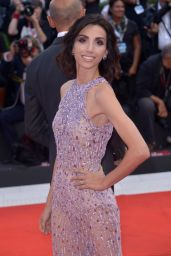 """Francesca Rocco – """"The Sisters Brothers"""" Red Carpet at Venice Film Festival"""