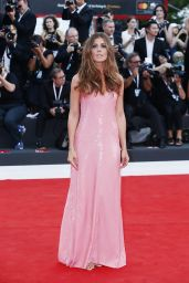 "Francesca Valtorta – ""Roma"" Premiere at Venice Film Festival"