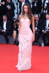 """Gabrielle Caunesil – 2018 Venice Film Festival Opening Ceremony and """"First Man"""" Red Carpet"""